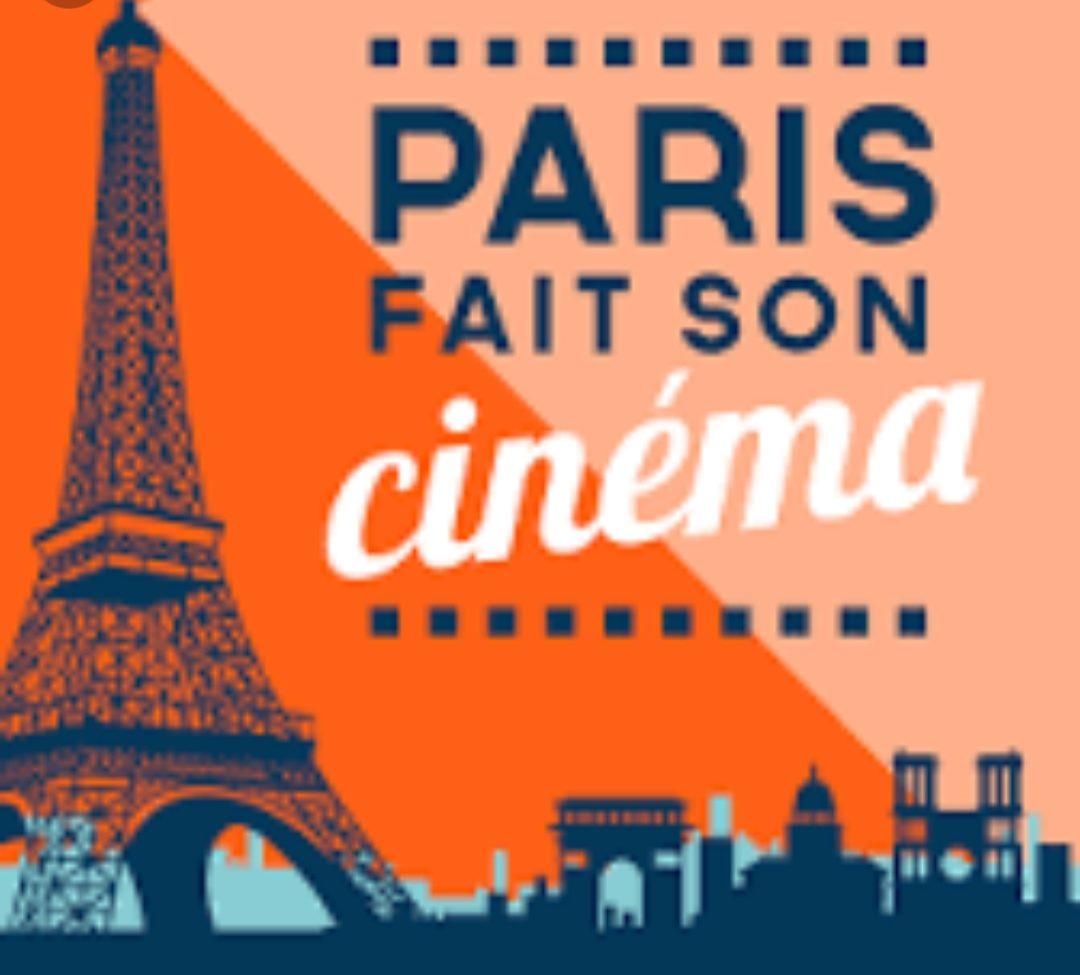 Départ ce matin pour le voyage à Paris sur le thème du cinéma.